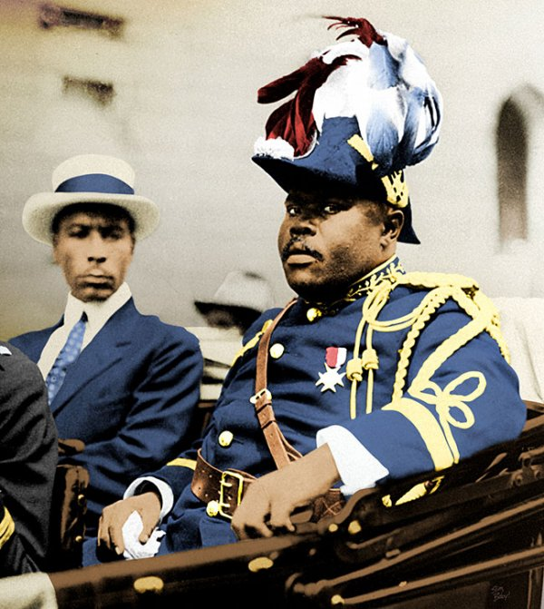 Repatriate to Ghana Nana Marcus Garvey Package